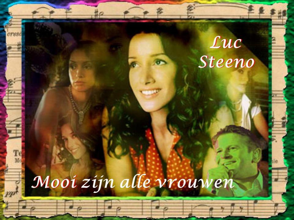 Luc Steeno Mooi zijn alle vrouwen