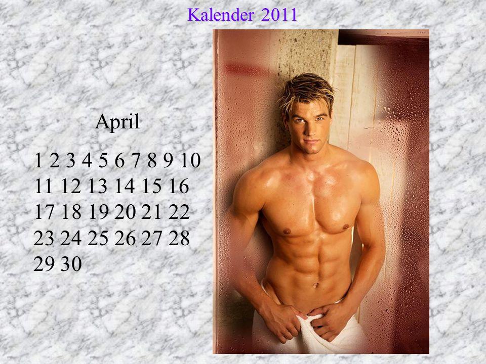 Kalender 2011 April.