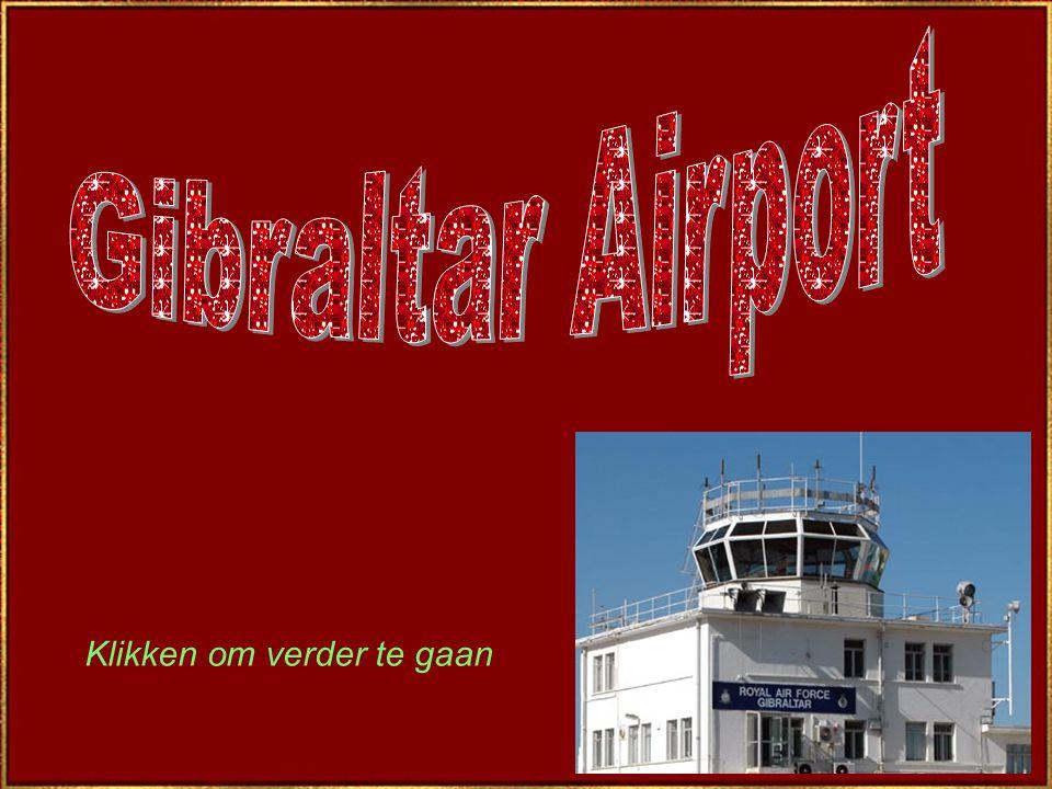 Gibraltar Airport Klikken om verder te gaan