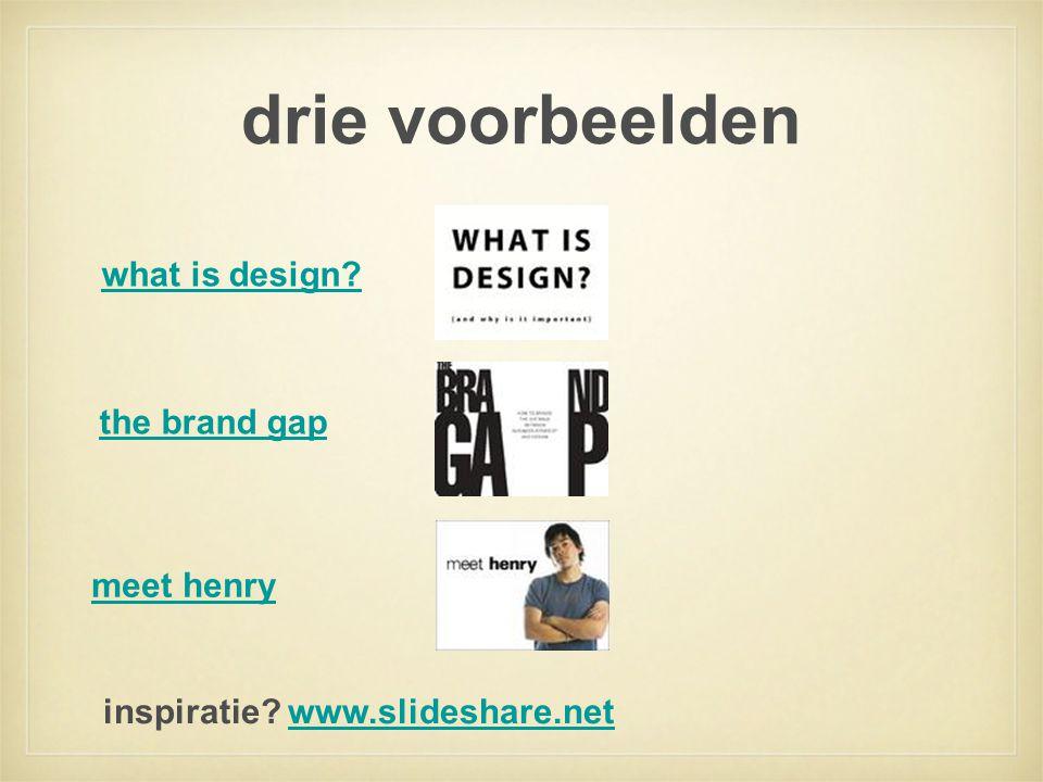 inspiratie www.slideshare.net