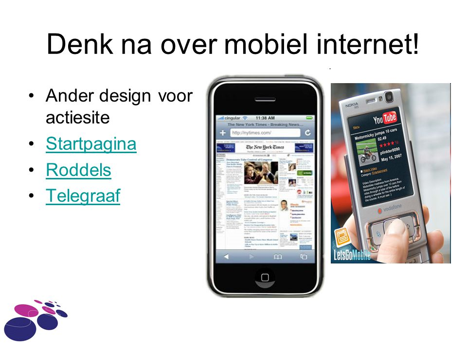 Denk na over mobiel internet!