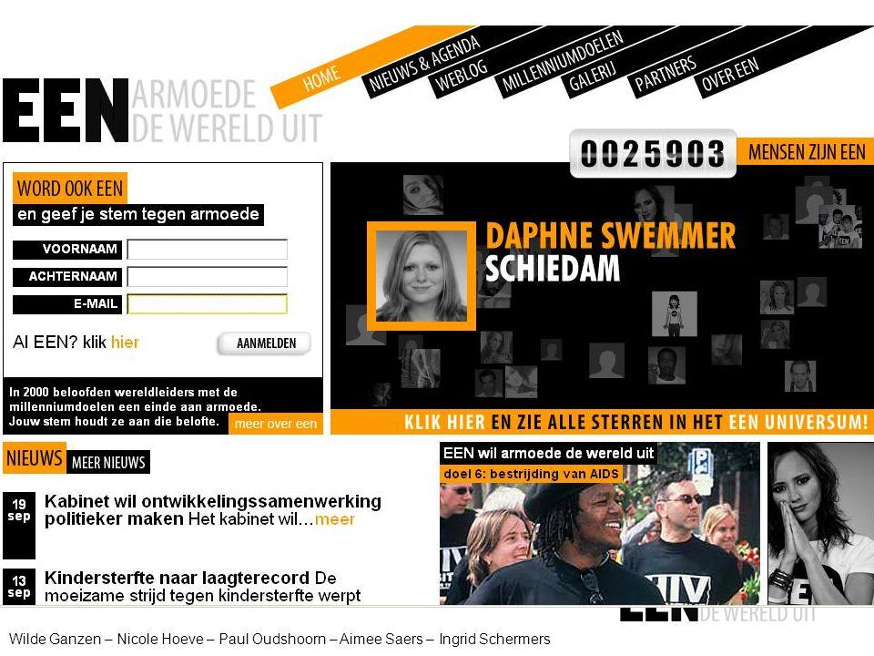 Wilde Ganzen – Nicole Hoeve – Paul Oudshoorn – Aimee Saers – Ingrid Schermers