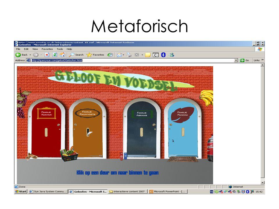 Metaforisch