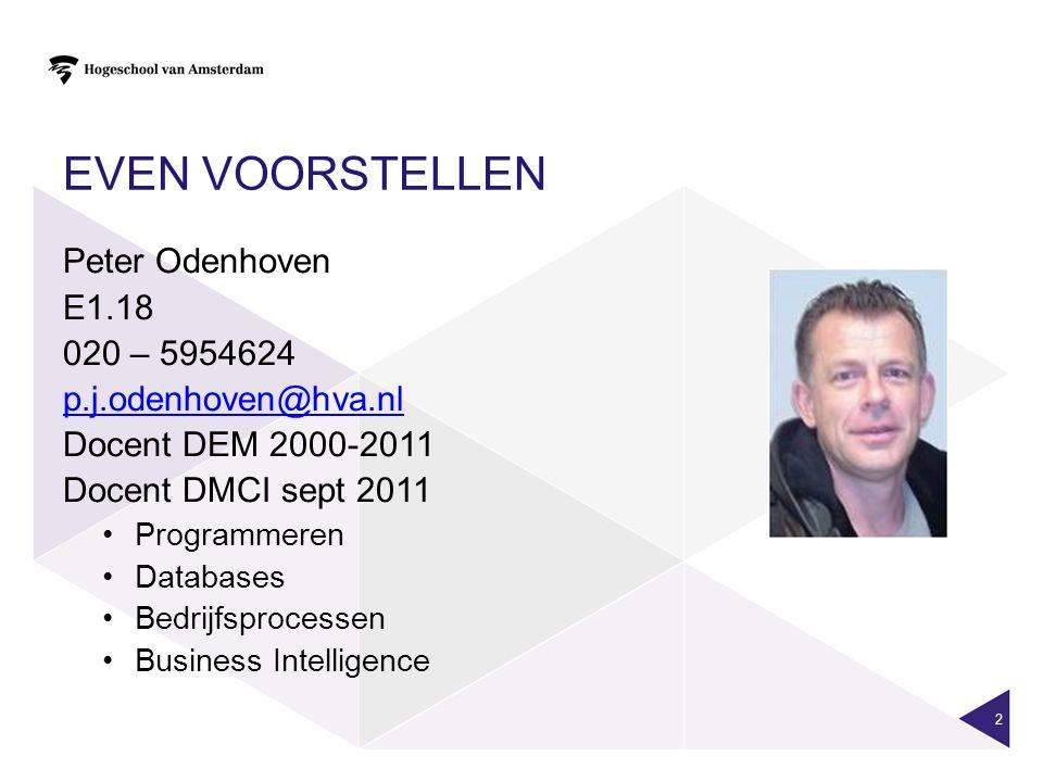 even voorstellen Peter Odenhoven E1.18 020 – 5954624