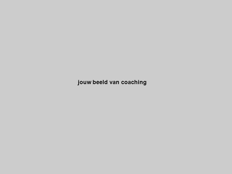 jouw beeld van coaching