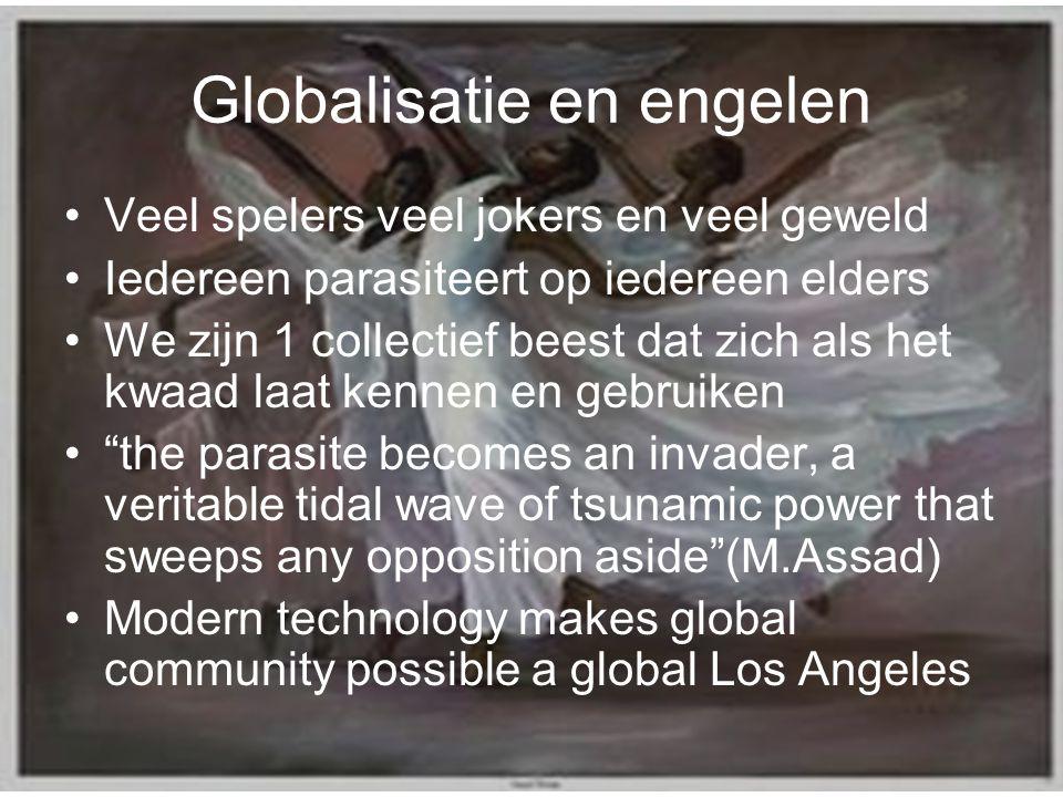 Globalisatie en engelen