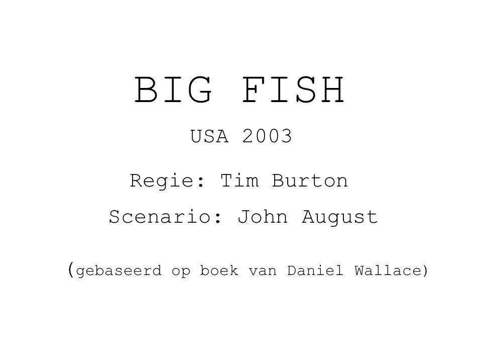 Film tv emotie ppt video online download for Big fish daniel wallace