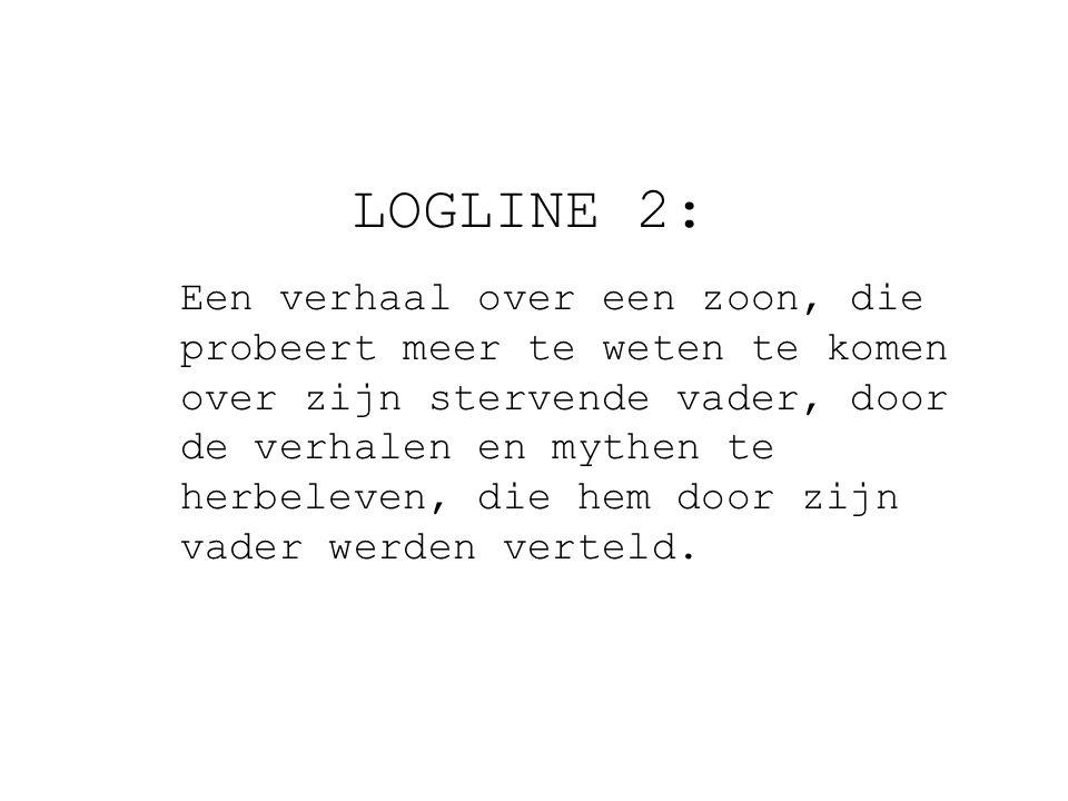 LOGLINE 2: