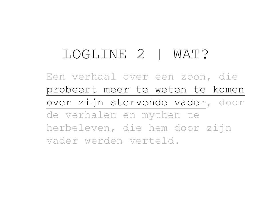 LOGLINE 2 | WAT