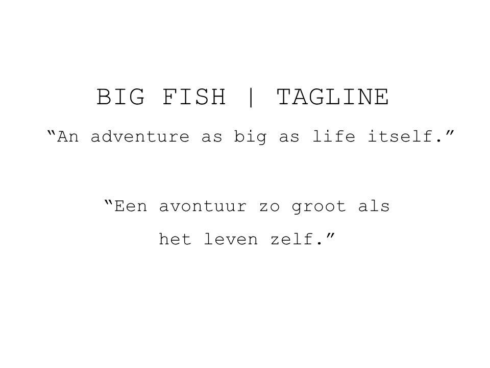 Een avontuur zo groot als