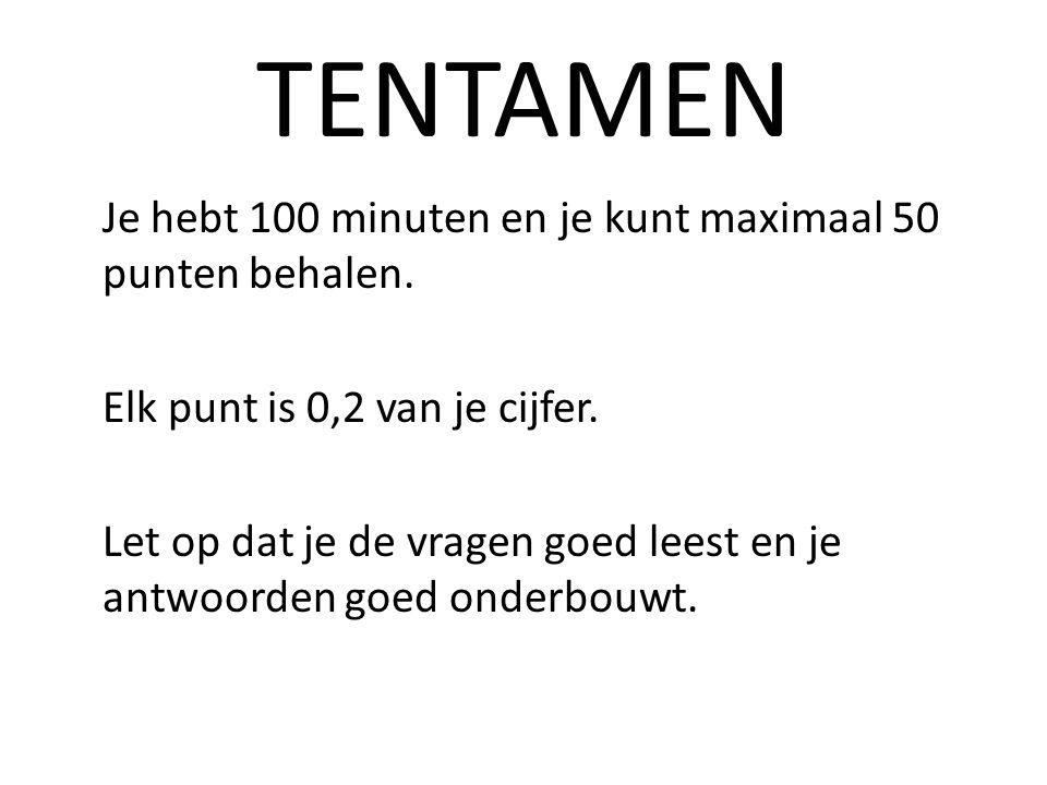 TENTAMEN