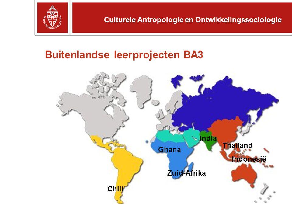 Buitenlandse leerprojecten BA3