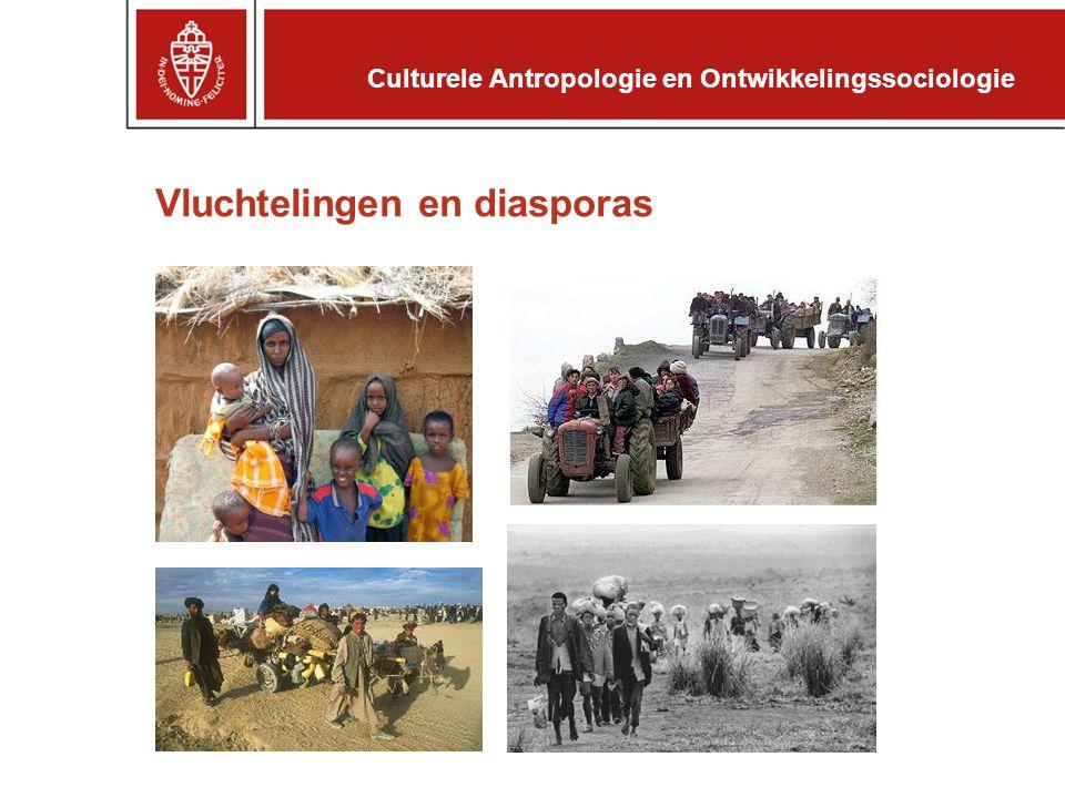 Vluchtelingen en diasporas
