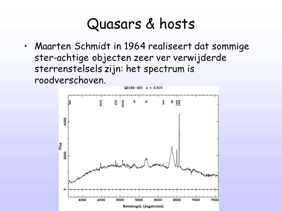 Quasars & hosts