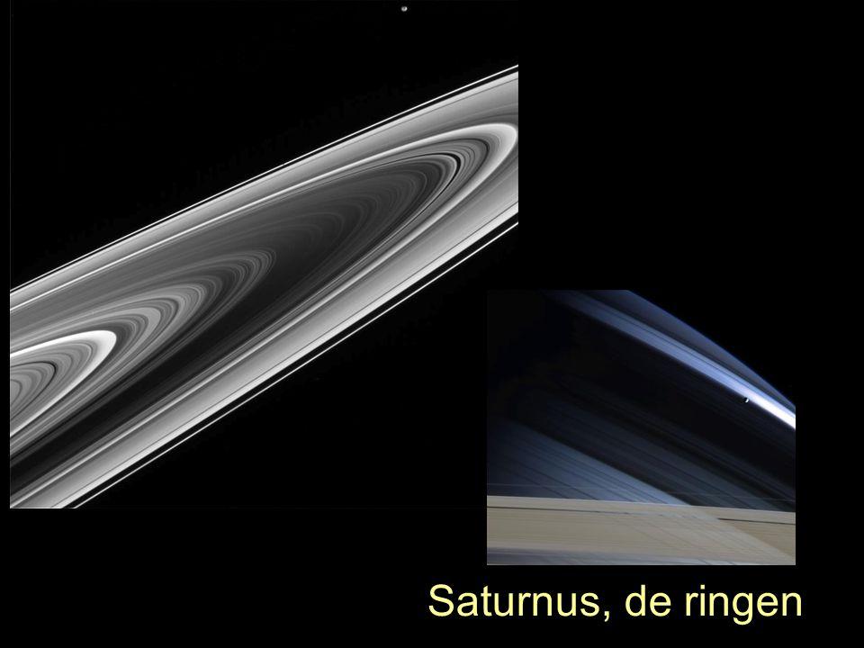 Saturnus, de ringen