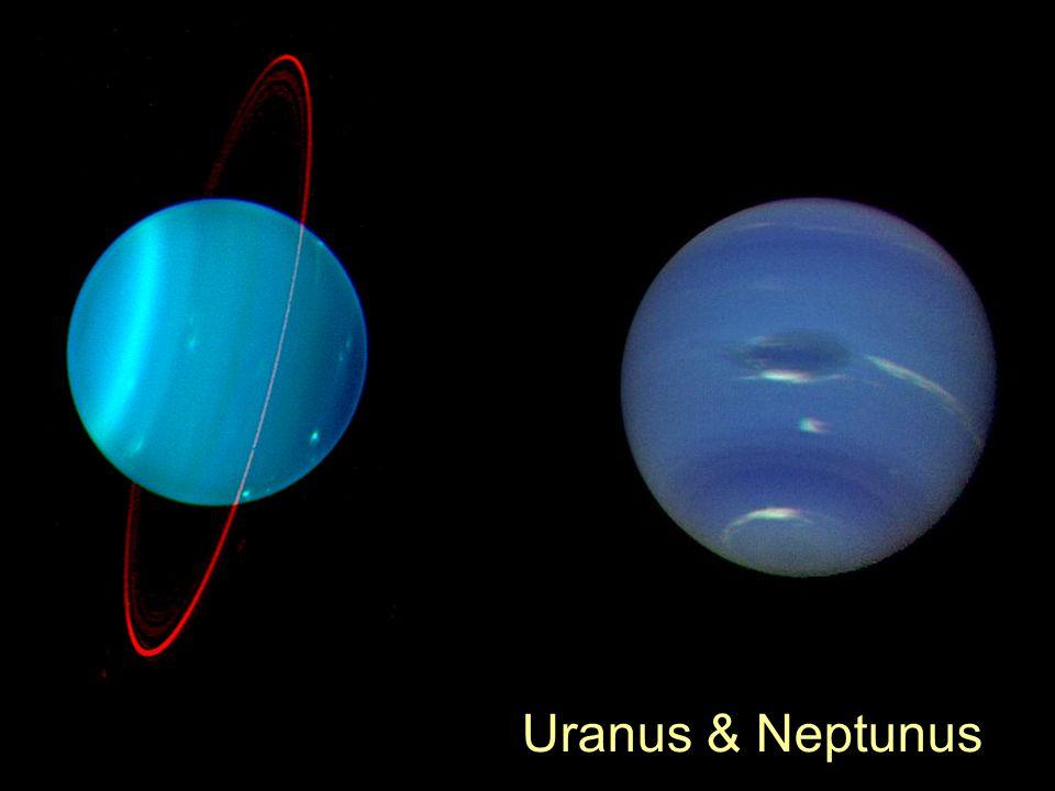 Uranus & Neptunus