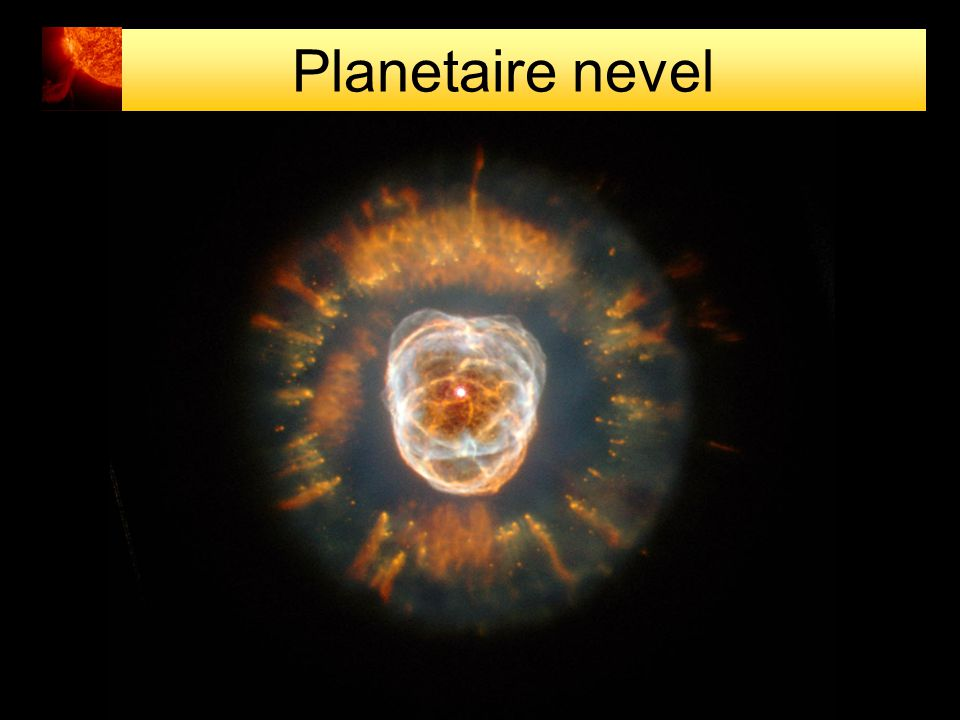 Planetaire nevel