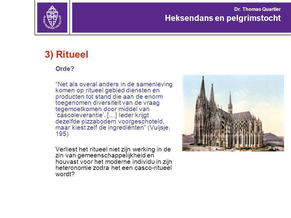 3) Ritueel Heksendans en pelgrimstocht Orde