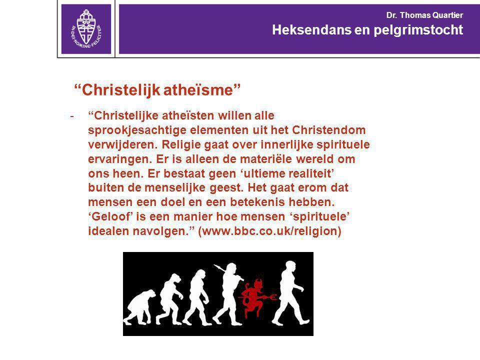 Christelijk atheïsme