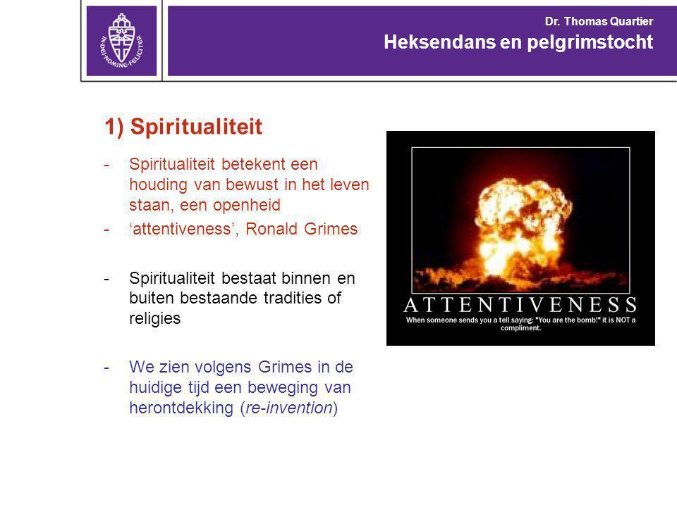 1) Spiritualiteit Heksendans en pelgrimstocht