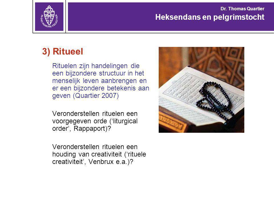 3) Ritueel Heksendans en pelgrimstocht