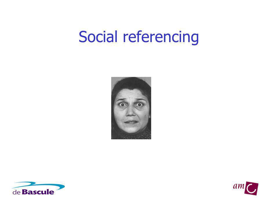 Social referencing