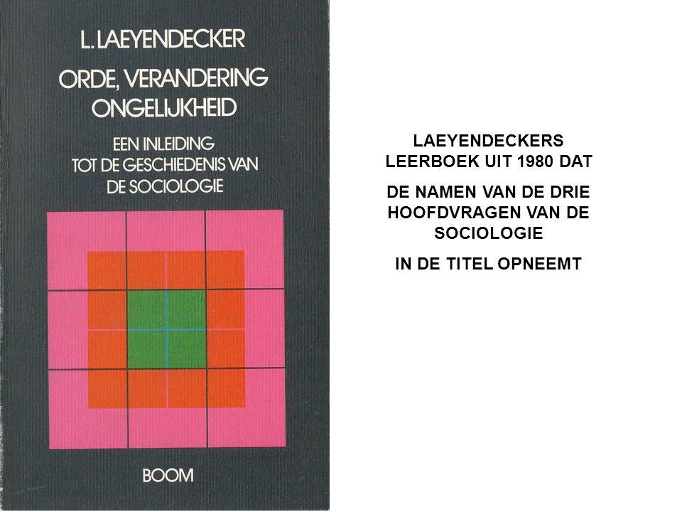 LAEYENDECKERS LEERBOEK UIT 1980 DAT