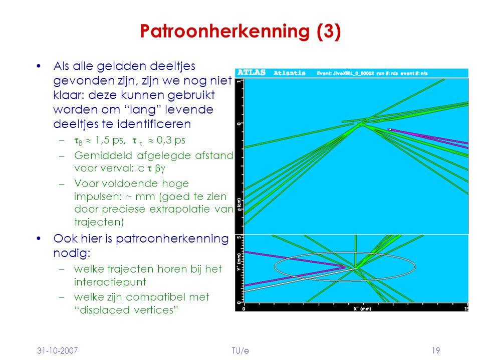Patroonherkenning (3)