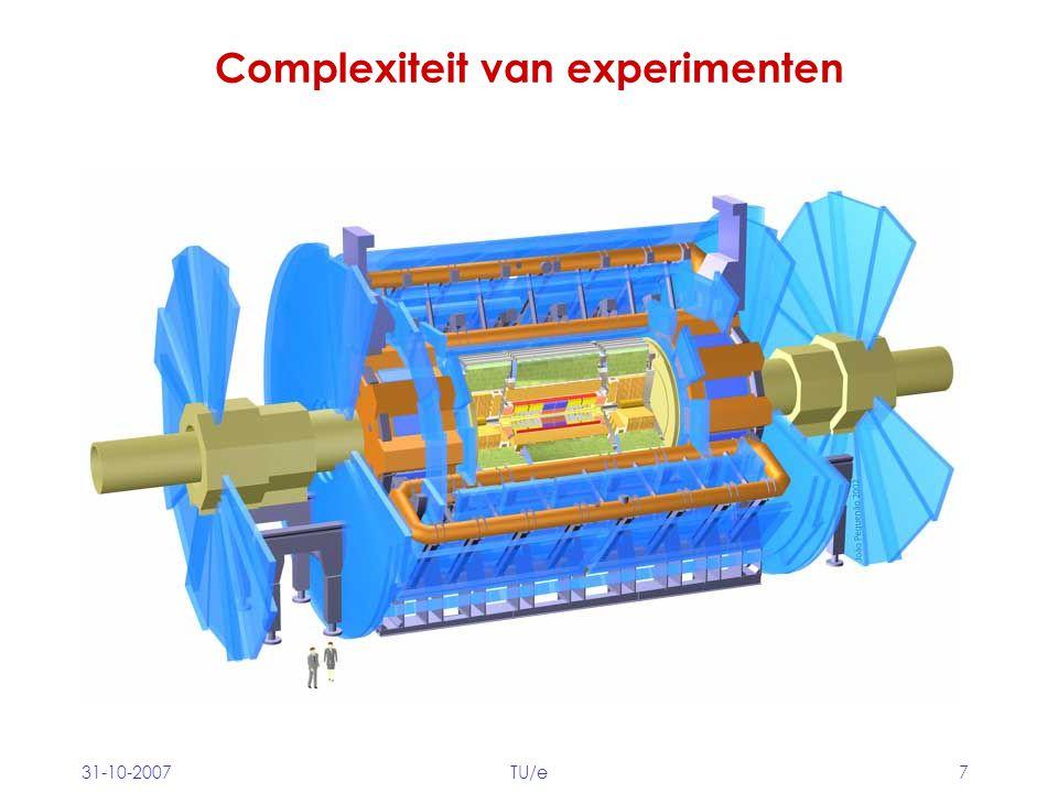Complexiteit van experimenten