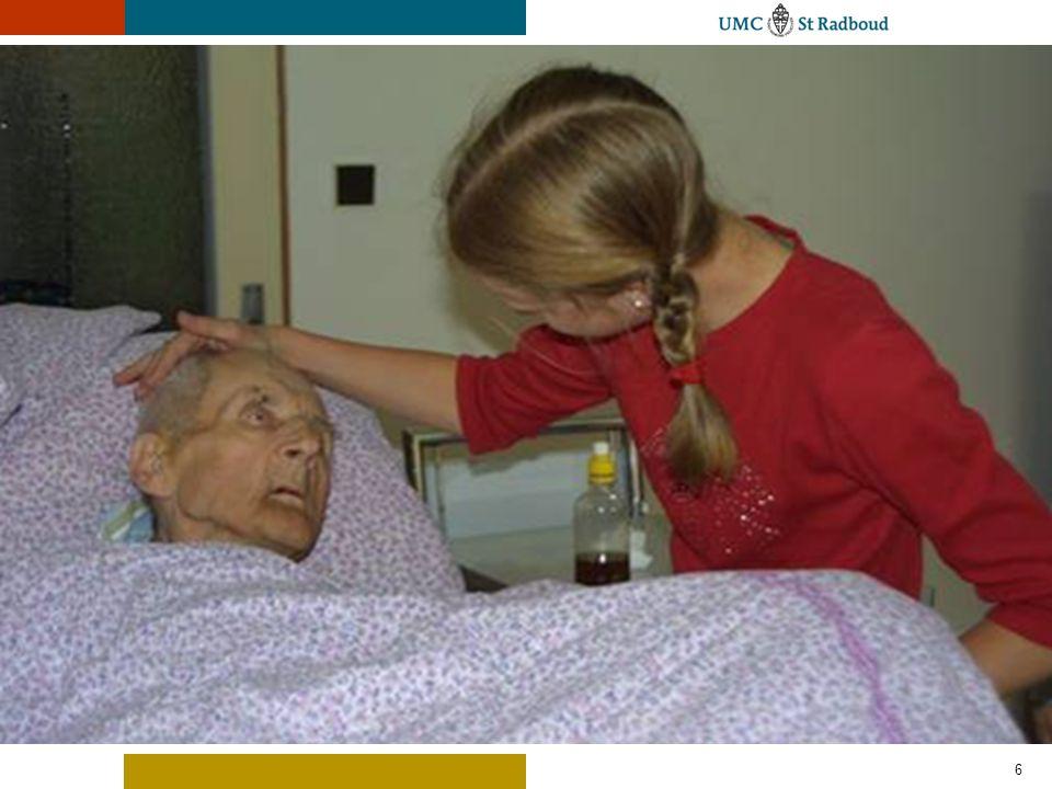 Waar wordt palliatieve zorg aangeboden