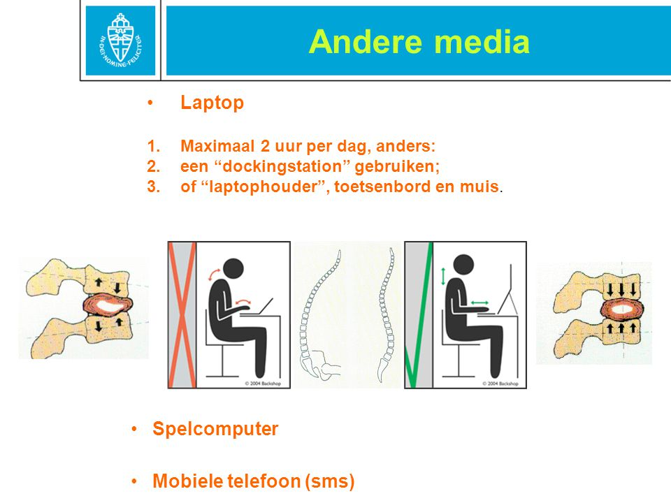 Andere media Laptop Spelcomputer Mobiele telefoon (sms)
