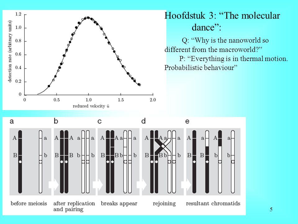 Hoofdstuk 3: The molecular dance :