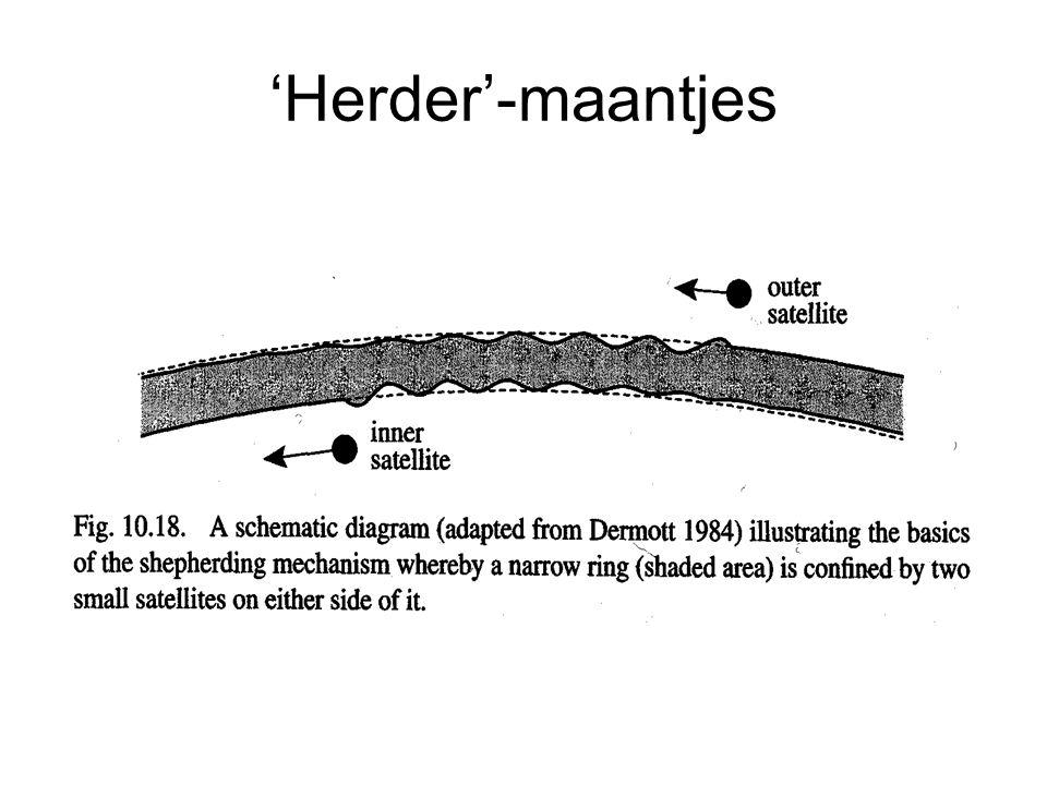 'Herder'-maantjes