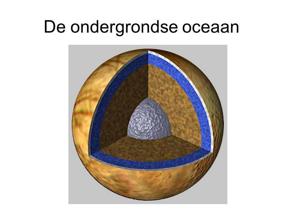 De ondergrondse oceaan