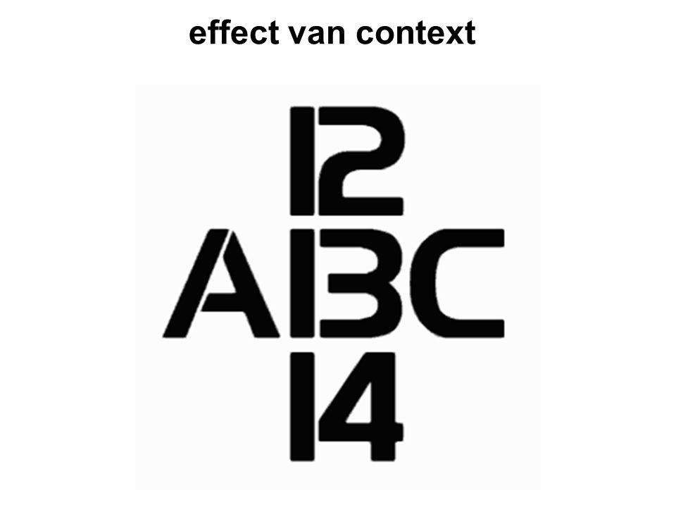 effect van context