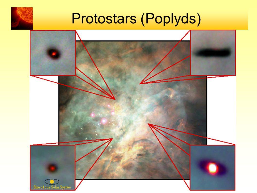 Protostars (Poplyds)