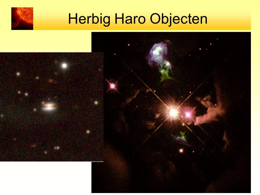 Herbig Haro Objecten