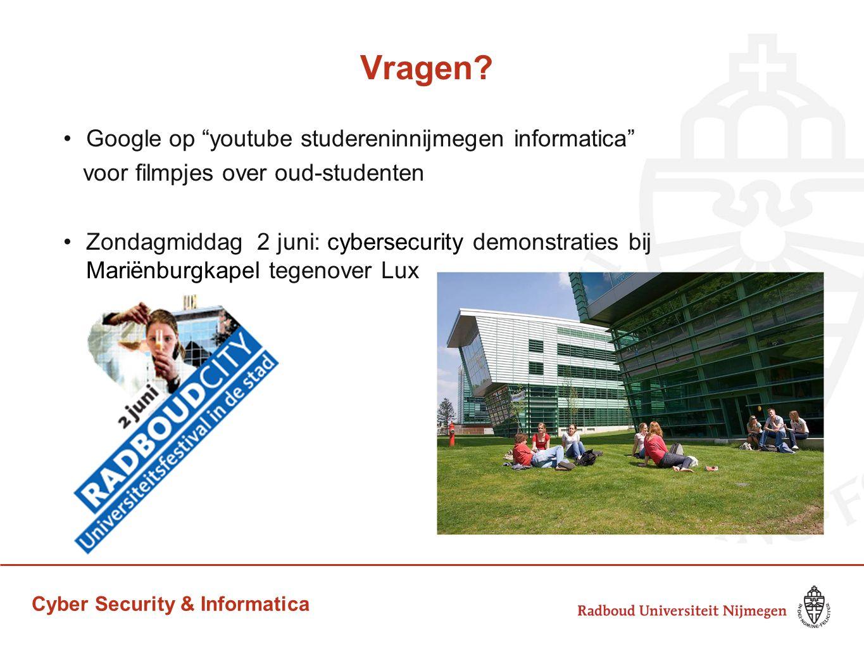 24242424 Vragen Google op youtube studereninnijmegen informatica