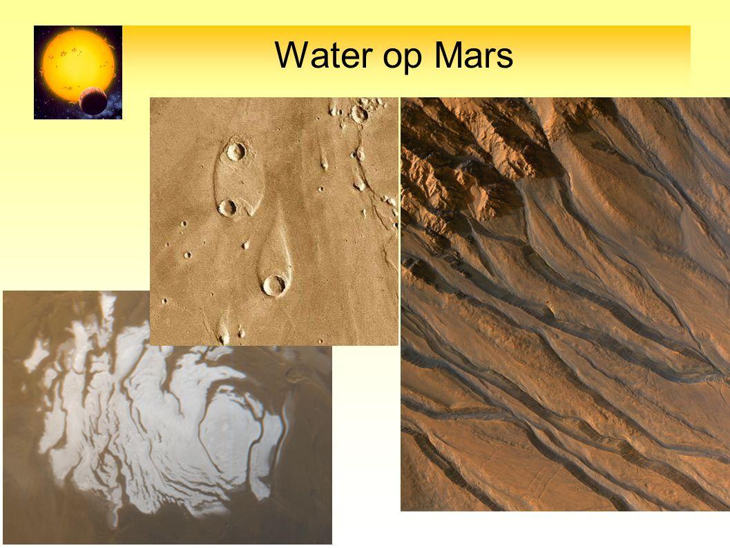Water op Mars 18