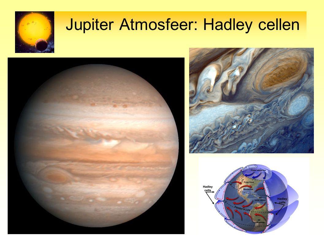 Jupiter Atmosfeer: Hadley cellen