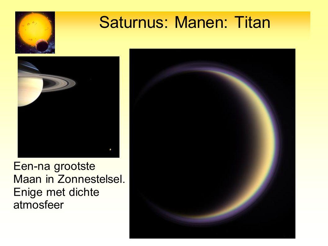 Saturnus: Manen: Titan