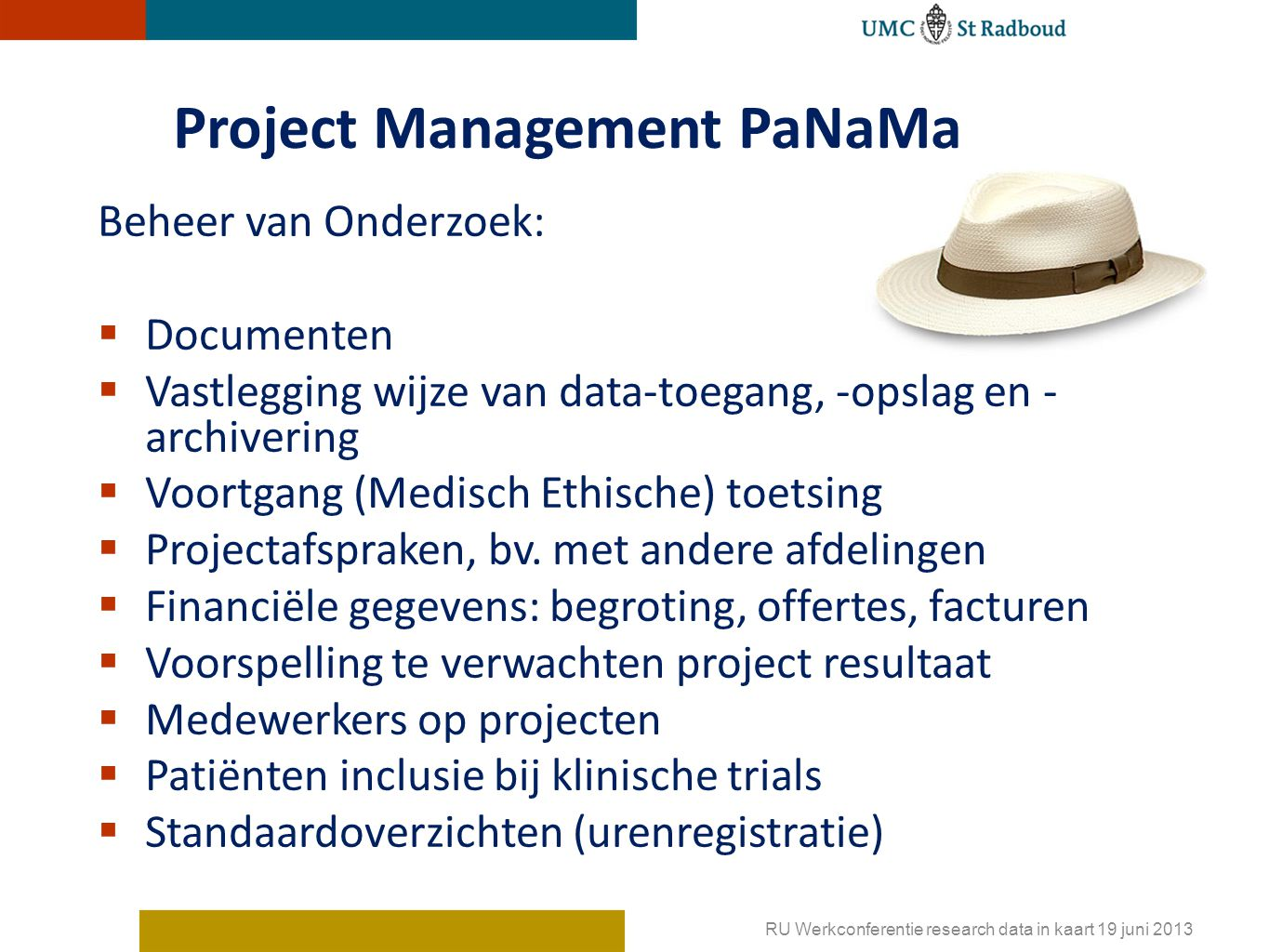 Project Management PaNaMa