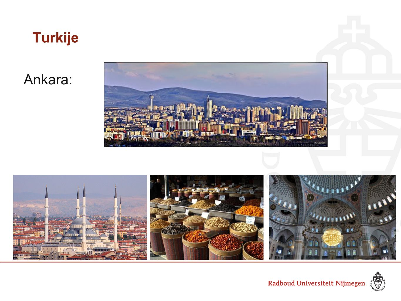 Turkije Ankara:
