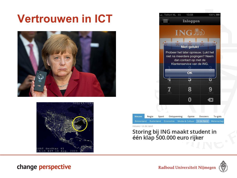 55 Vertrouwen in ICT