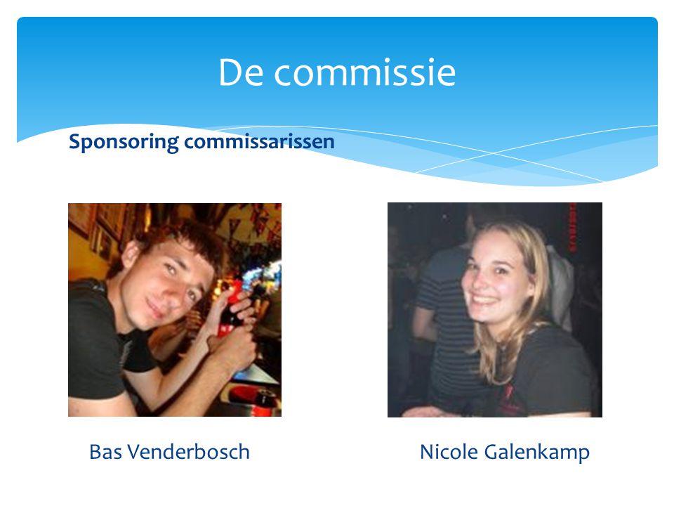 De commissie Sponsoring commissarissen