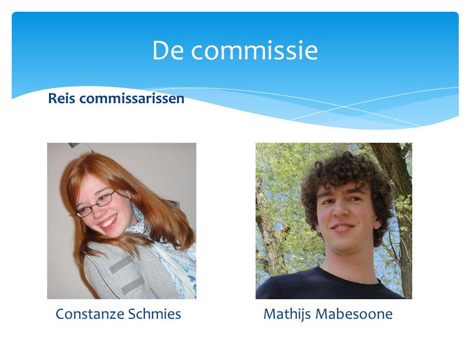 De commissie Reis commissarissen Constanze Schmies Mathijs Mabesoone