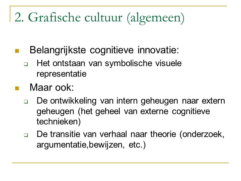2. Grafische cultuur (algemeen)