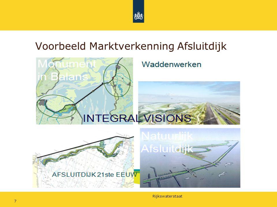 Voorbeeld Marktverkenning Afsluitdijk