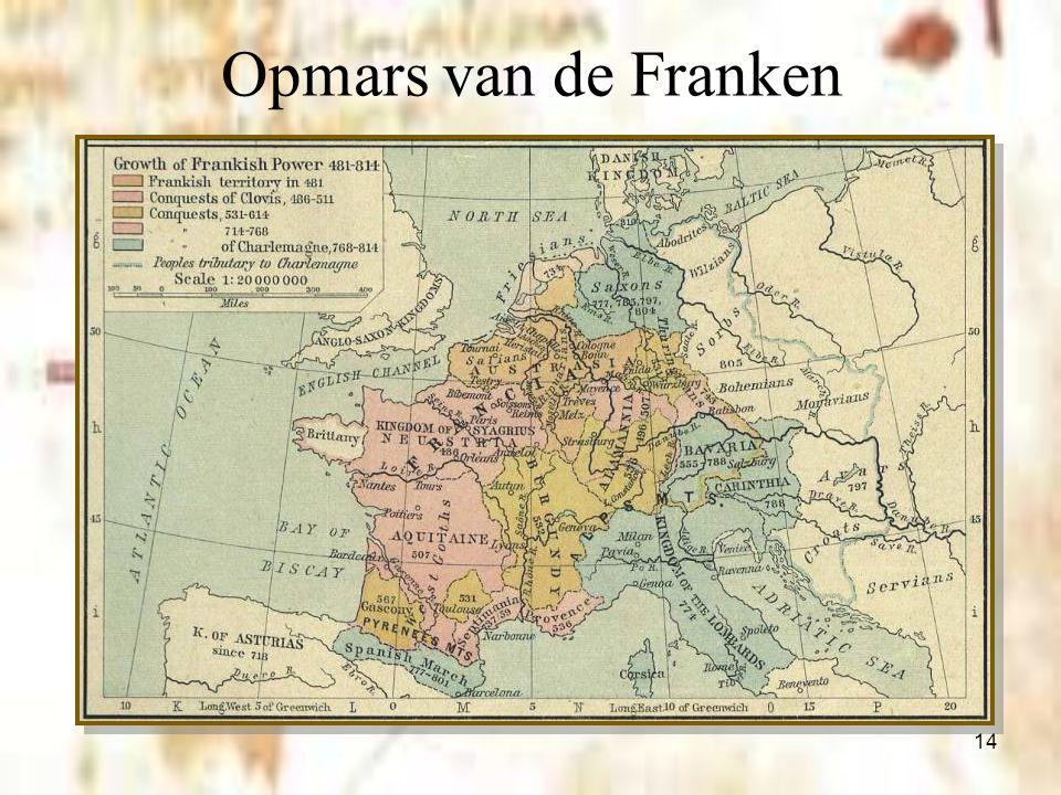 Opmars van de Franken