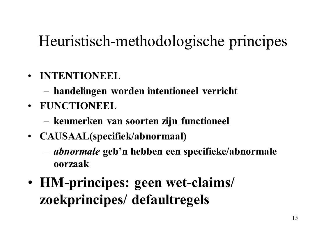 Heuristisch-methodologische principes
